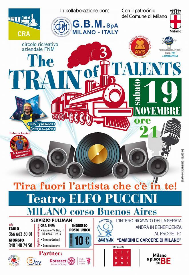 The Train of Talents 2016